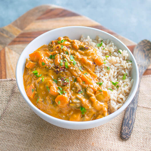 West African Peanut Soup
